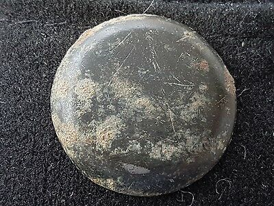 Nice plain Post Medieval mount found in England L378
