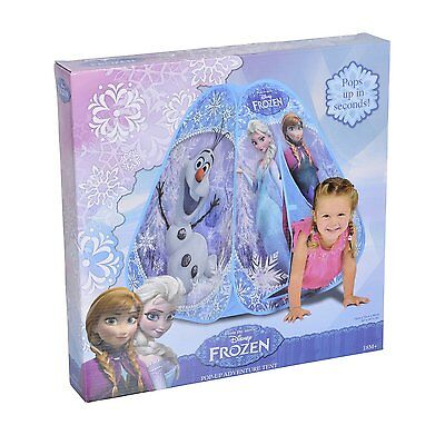 Disney Frozen tenda gioco pop up - giocoscuolaregalo