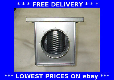 ONA air filter inline ducting block holder for odour control, hydroponics