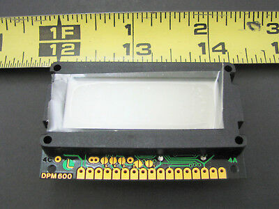 3.5 Digit LCD DPM - Ultra Low Power Display - Martel DPM600 *NOS*