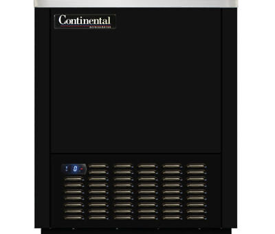 Continental Refrigerator CGC24 24″ Commercial Glass Froster / Plate Chiller