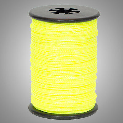 Flo Yellow BCY 3D Serving Thread .017 120 Yard Jig Spool Bow String Bowstrings