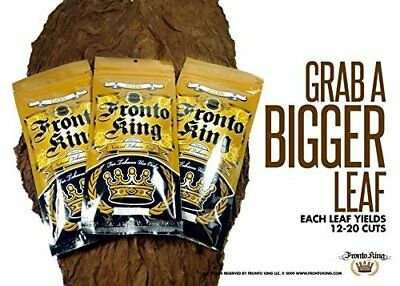 "Fronto King Triple Pack ""Best Selling Fronto Leaf On The Market"""