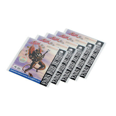 NEW 5PCS Alice Electric Guitar D-4th Strings Single Strings Nickel Alloy Wound