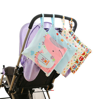 Trolley Bag Baby Bag Out of Package Large Capacity Mummy Bag Cart Storage Bag