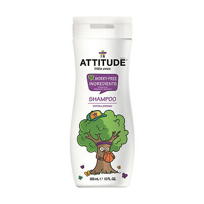 Attitude Little Ones 2 in 1 Shampoo 12oz
