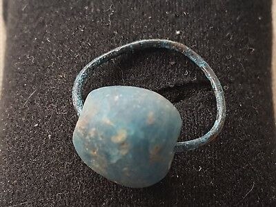 Beautiful Ancient Viking jewellery adornment artifact uncleaned condition L45t