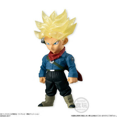 Dragon Ball Super Future Trunks Ss Candy Toy Adverge Vol. 4 Bandai New Nueva