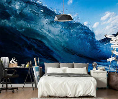 Super Concise Cliff 3D Full Wall Mural Photo Wallpaper Printing Home Kids Decor