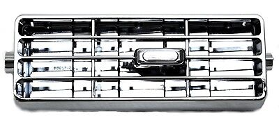 A/C heater vent chrome plastic housing W900 & T Models Kenworth 2006+