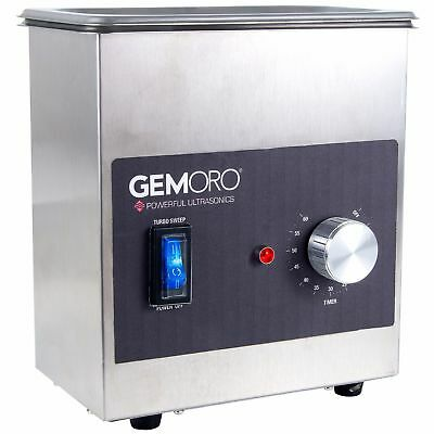 1.5PT Next- Gen Gemoro Ultrasonic Jewelry Cleaner
