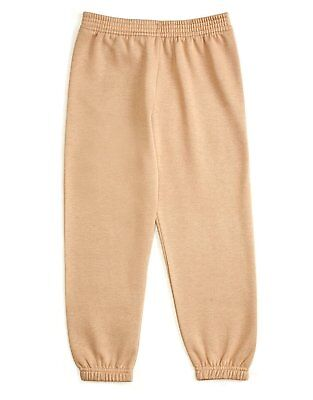 Leveret Soft Cozy Beige Boys Girls Sweatpants (Size 2 Toddler -14 Years)