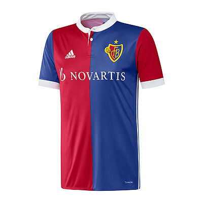 Adidas FC Basel 1893 Home Jersey 2017/2018 Blue