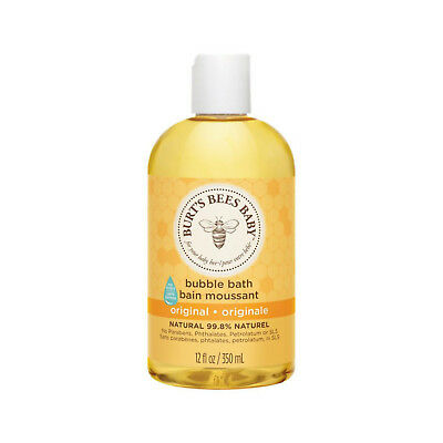 Burt's Bees Tear Free Bubble Bath 350ml