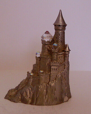 Perth Pewter Castle by Ray Lamb FA#74
