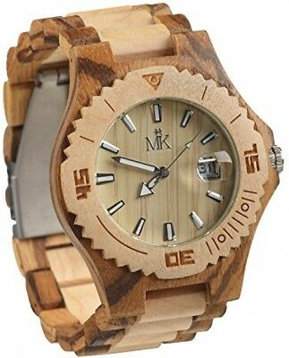 Maui Kool Wooden Watch Lahaina Collection For Men Women Unisex Analog Wood Gift