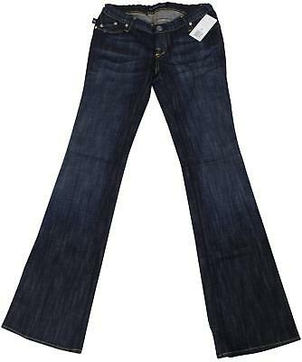 7d37ef11ad197 NEW ROCK & REPUBLIC Tyler MATERNITY JEANS 28 Stretch Amethyst Blue Made In  ...