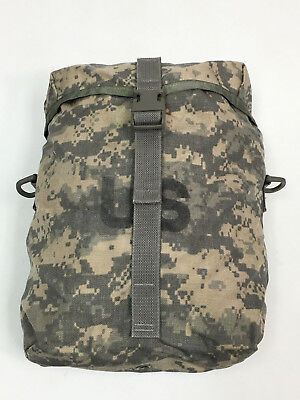 UCP 2 NSN 8465-01-524-7226 MOLLE Rucksack Sustainment Pouch Set of Two ACU