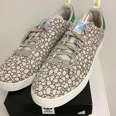 finest selection 7cfd1 bfe8f US SIZE 11.5 AQ7936 BAIT x Adidas Stan Smith Vulc Happy 420 hemp Men US 11.5