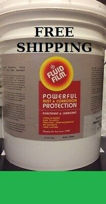 Fluid Film 5 Gallon Pail Nas + $10 Gift Card Only $167.89 With Free Shipping
