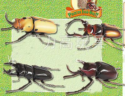 4 kinds 4D Animal Puzzle Toy Assembly Insects Hexapod #B-66