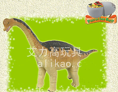 4D Animal Puzzle Toy Assembly Brachiosaurus Egg #B-101