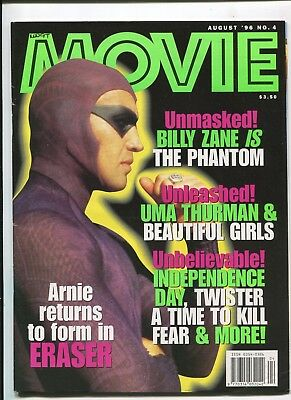 Movie  1996 The Phantom Aust publication