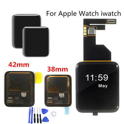 For Apple Watch Series 1 LCD Display Screen Digitizer Replacement Part 38mm/42mm