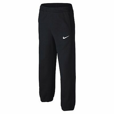 Nike Fleece Bottoms Juniors Boy,S/Girl,S  Black Bnwt