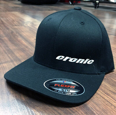 Cronic Customs Hat Curved or Flat Brim 2 Different Designs