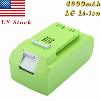 High 4000mAh 24V Lithium Battery For GreenWorks G-24 24V 29842 29852 29322