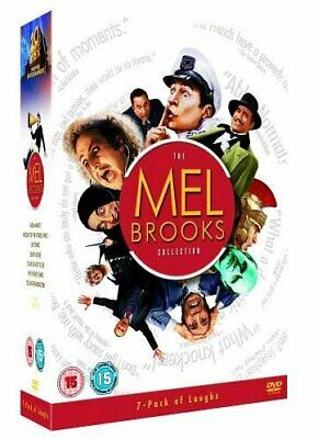 The Mel Brooks Collection (DVD)