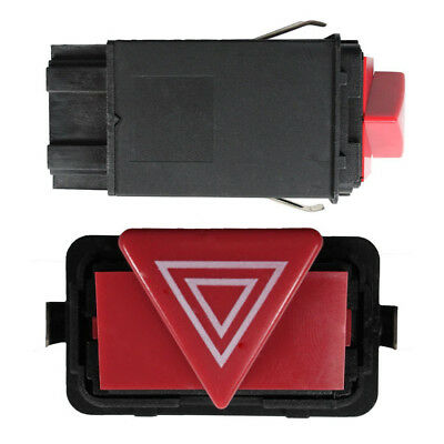 Hazard Warning Emergency Flasher Relay Light Switch For Audi 8D0941509H 9 Pin QW