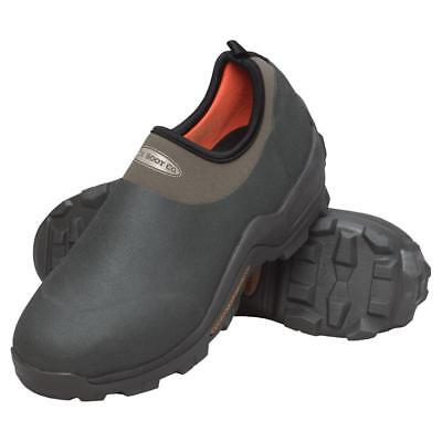NEW SUV Hiker All Terrain Slip On Water Proof Muck Boots Shoes Tan Brown SHS998K