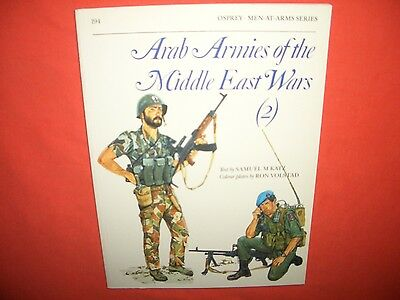 Osprey Men at Arms 194, ARAB ARMIES of the Middle East Wars (2)