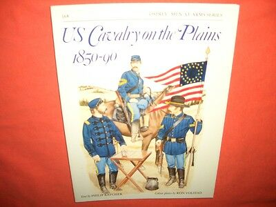 Osprey Men at Arms 168, US CAVALRY on the Plains 1850-90