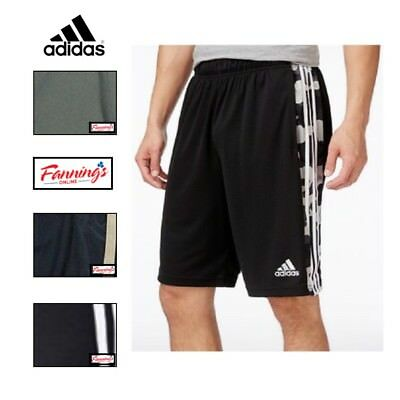 SALE! Adidas Men's Climacool lite Performance Shorts Moisture Wicking - A13