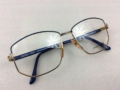 Vintage Eyewear - Jacques Fath 89510 52/20 glasses frames - Hand made in Paris B