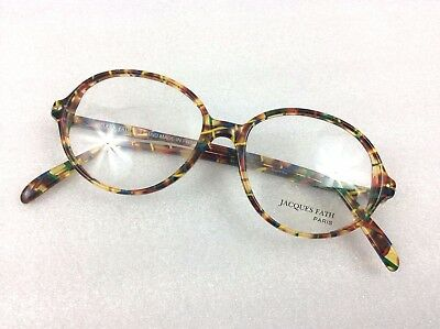 Vintage Eyewear - Jacques Fath 93440 / 50-15 glasses frames - Hand made in Paris