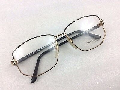 Vintage Eyewear - Jacques Fath 89510  52/20 glasses frames - Hand made in Paris