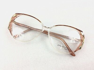 Vintage Eyewear - Jacques Fath 90120 / 54-18 glasses frames - Hand made in Paris