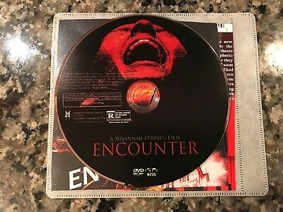Encounter Dvd! 2016 Horror! Also See Crimson Peak & The Witch