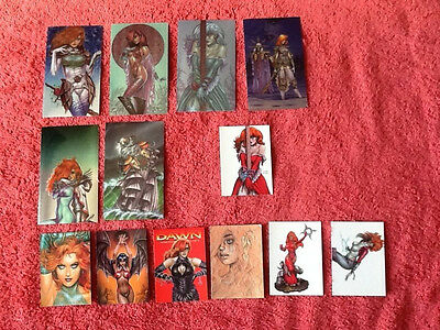 Your Choice Of Dawn Another Card Set Chase Set Or Dawn Venus In Chrome Set+Bonus
