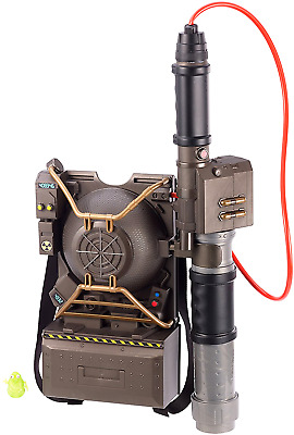 Ghostbusters Electronic Proton Pack Projector Ghost-Hunting Gear