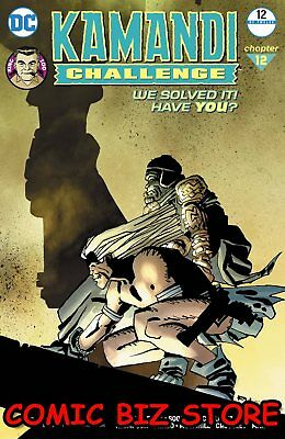 Kamandi Challenge #12 (Of 12) (2017) 1St Printing Bagged & Boarded Dc ($4.99)