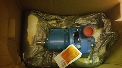 "Goulds Centrifical ANSI Pump 3742 ,F2AI30 1.25"" x 1.5"" x 5"" BASE MOUNT PUMP ,NIB"