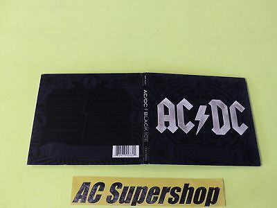AC/DC black ice digipak - CD Compact Disc