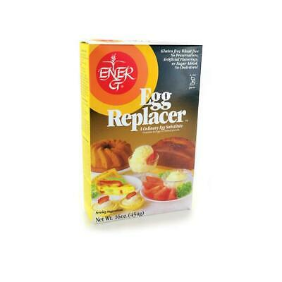 Ener-G Foods Egg Replacer 16 oz Box