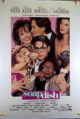Soapdish 1991 Original Movie Poster 27x40 Rolled, Double-Sided