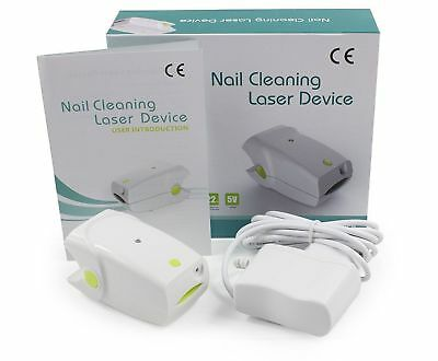 NAIL FUNGUS TREATMENT Laser Therapy Device Fungal